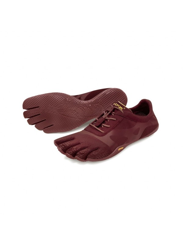 Vibram Five Fingers Womens  KSO EVO : Burgundy