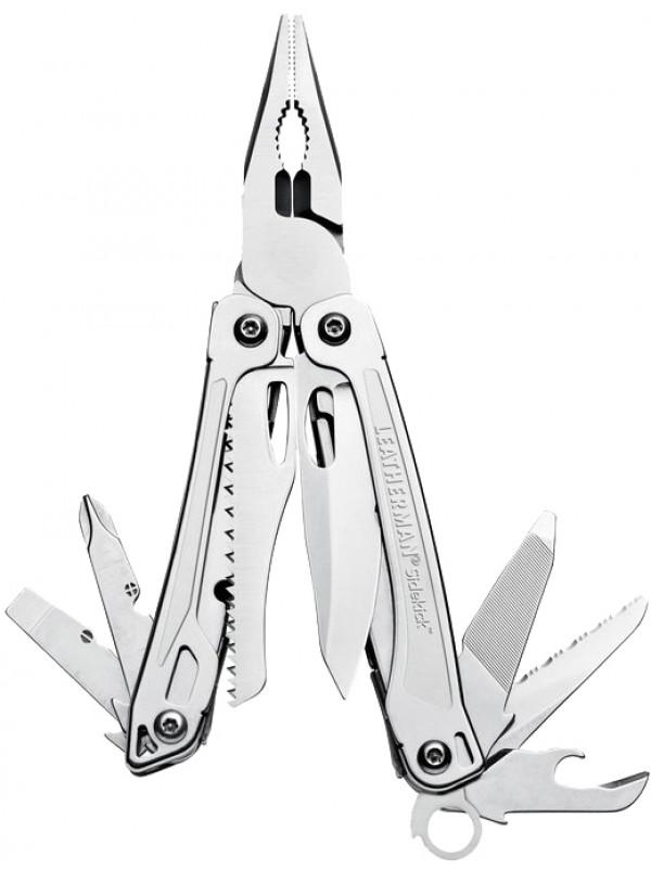 Leatherman Sidekick® Multi-Tool w/ Nylon Sheath - Stainless Steel