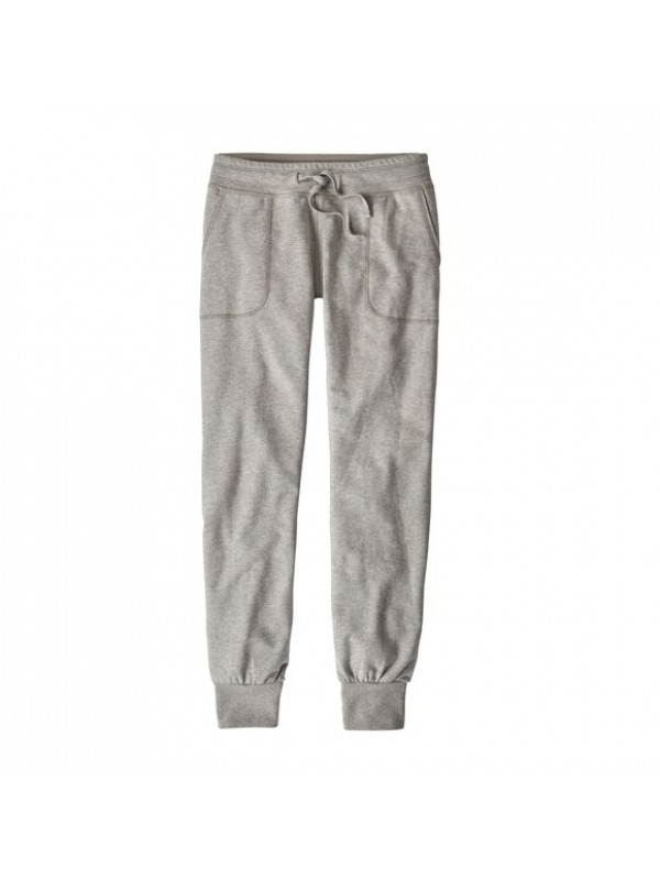 Patagonia Women's Ahnya Fleece Pants : Drifter Grey