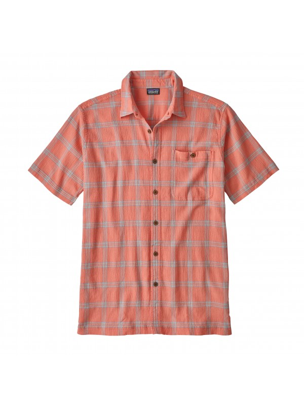 Patagonia Men's Peak Pink A/C® Shirt