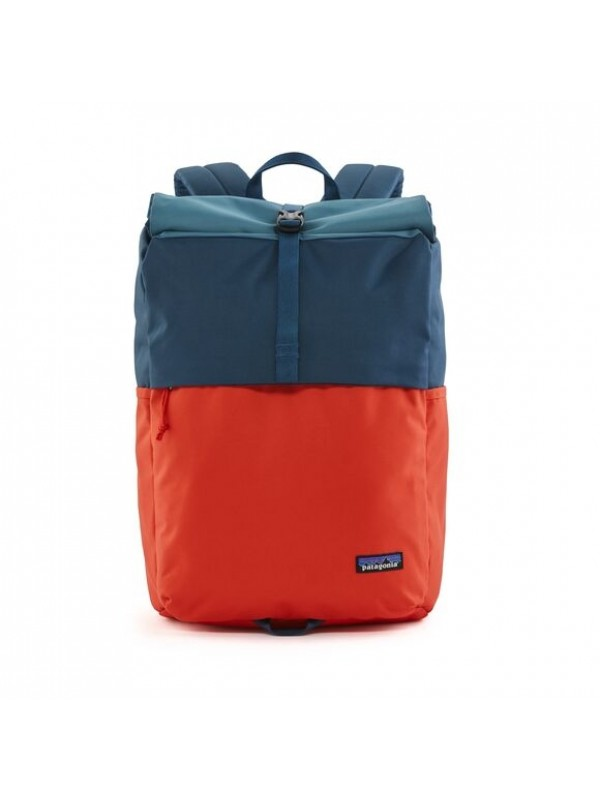 Patagonia Arbor Roll Top Pack 30L : Patchwork: Paintbrush Red 48540 PWPA F21