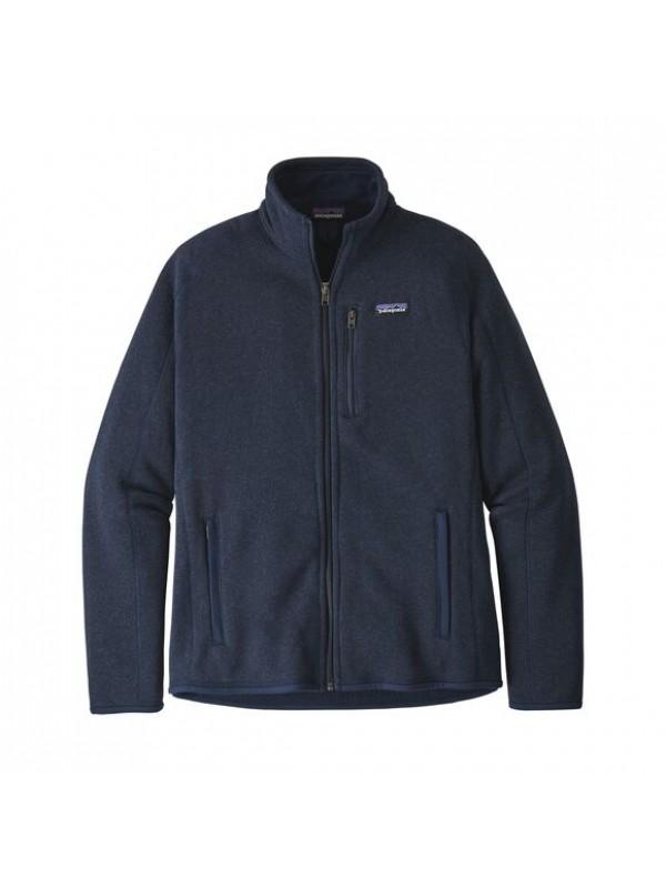 Patagonia Men's Better Sweater Fleece Jacket : New Navy