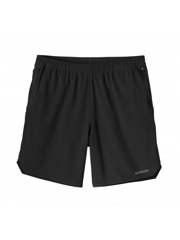 "Patagonia Men's Nine Trails Shorts - 8"" : Black"