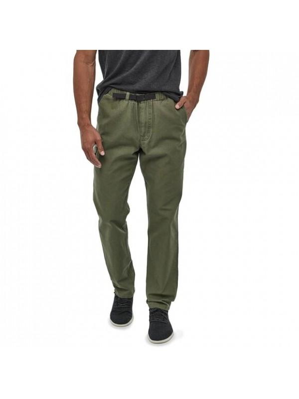 Patagonia Men's Organic Cotton Gi Pants : Industrial Green Canvas