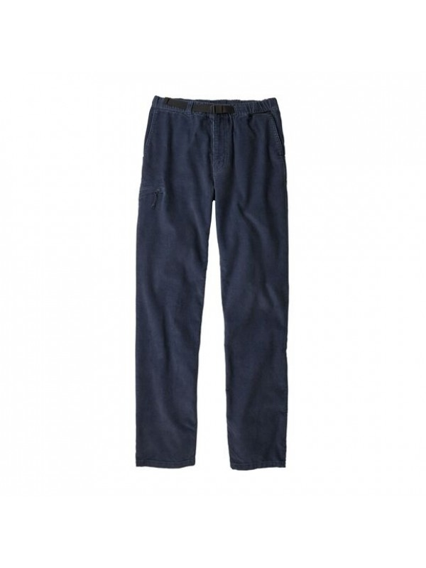 Patagonia Men's Organic Cotton Corduroy Gi Pants : Forge Grey