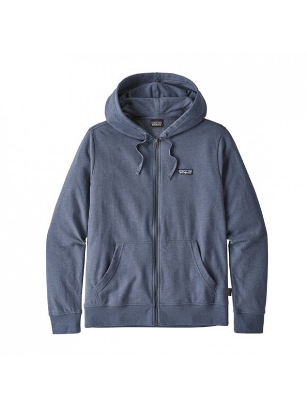 Patagonia Men's P-6 Label Lightweight Full-Zip Hoody :Dolomite Blue