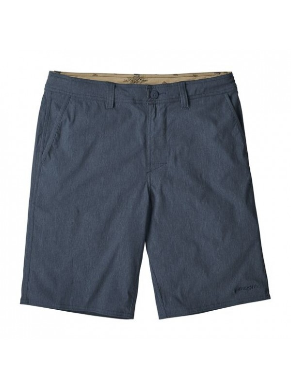 "Patagonia Mens Stretch Wavefarer Walk Shorts - 20"" : Stone Blue"