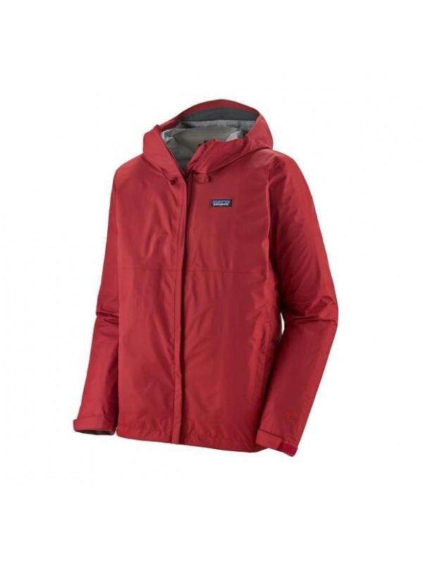 Patagonia Men's Torrentshell 3L Waterproof Jacket : Classic Red