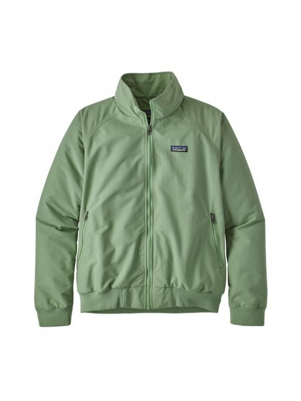 Patagonia Mens Baggies Jacket : Matcha Green