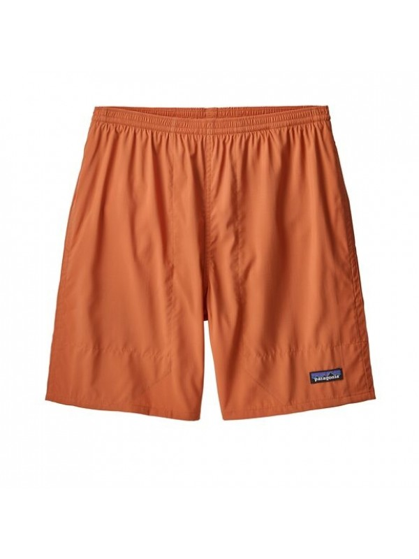 "Patagonia Mens Baggies Lights - 6.5"" : Sunset Orange"
