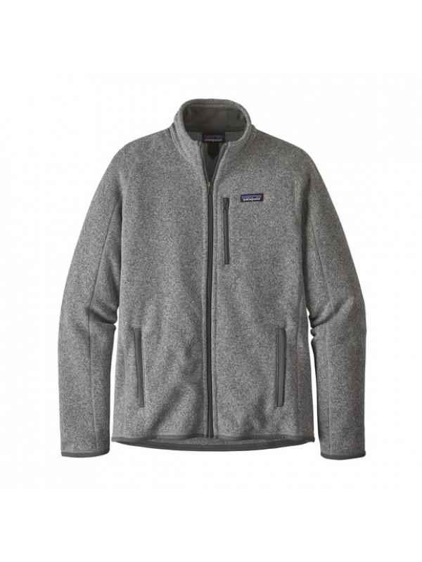 Patagonia Men's Better Sweater Fleece Jacket : Stonewash