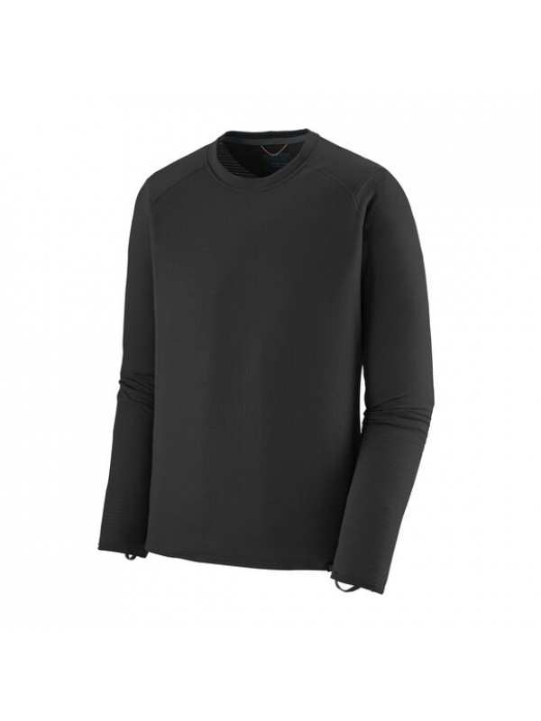 Patagonia Men's Capilene® Thermal Weight Crew : Black