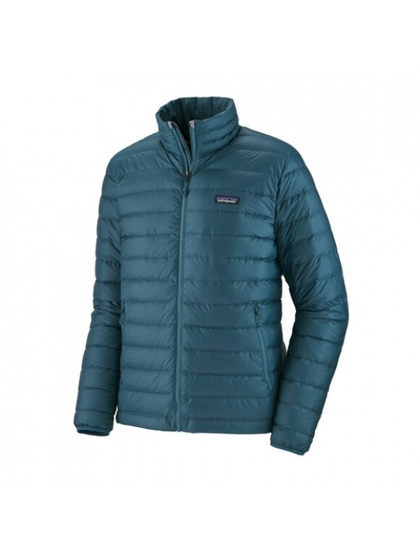 Patagonia Mens Down Sweater : Abalone Blue