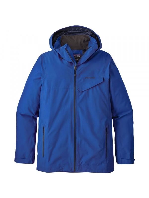 Patagonia Mens Powder Bowl Jacket : Viking Blue