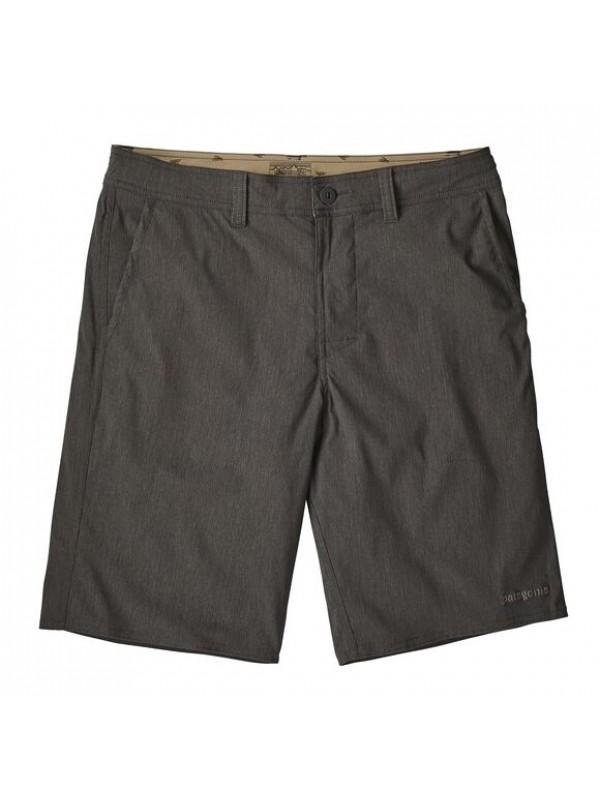 """Patagonia Mens Stretch Wavefarer Walk Shorts - 20"""" : Forge Grey"""