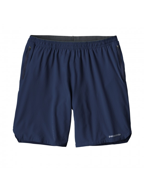 "Patagonia Men's Nine Trails Shorts - 8"" : Navy Blue"
