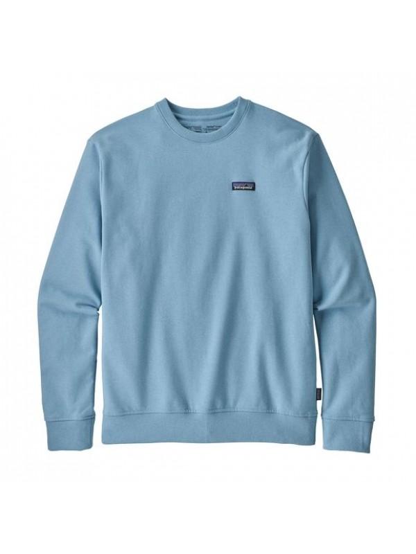 Patagonia  P-6 Label Uprisal Crew Sweatshirt : Break Up Blue