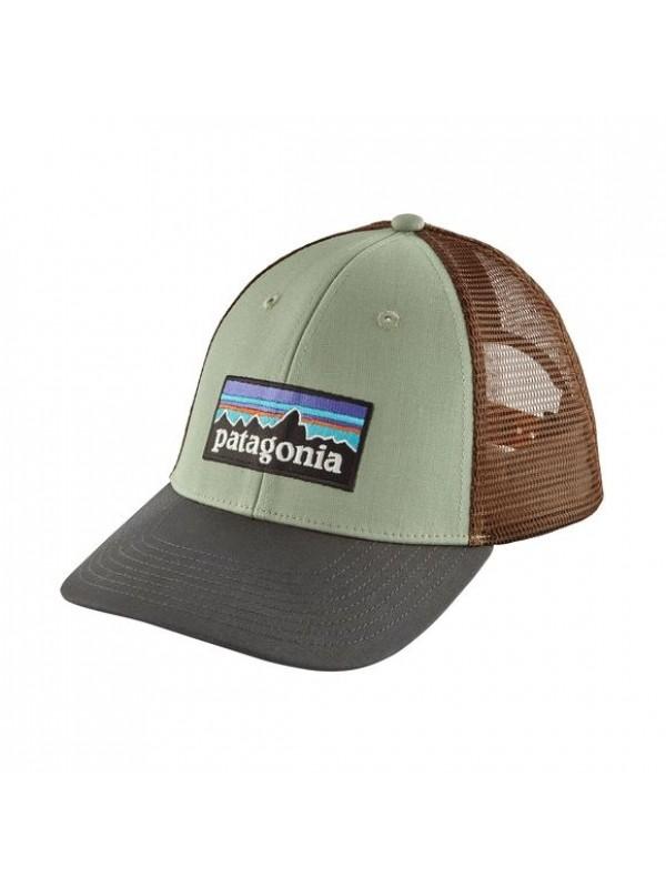 Patagonia P-6 LoPro Trucker Hat : Celadon