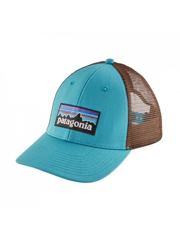 Patagonia P-6 LoPro Trucker Hat : Mako Blue