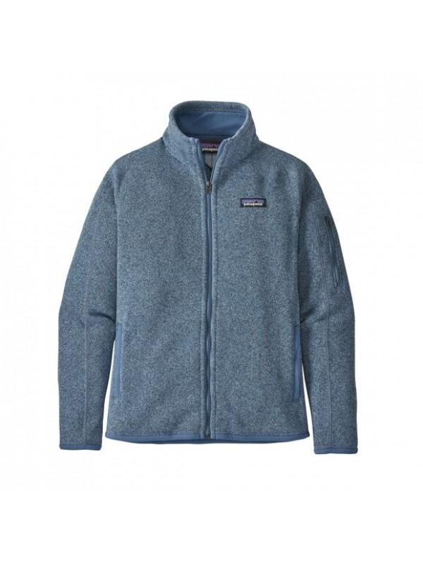 Patagonia Women's Better Sweater Fleece Jacket : Berlin Blue