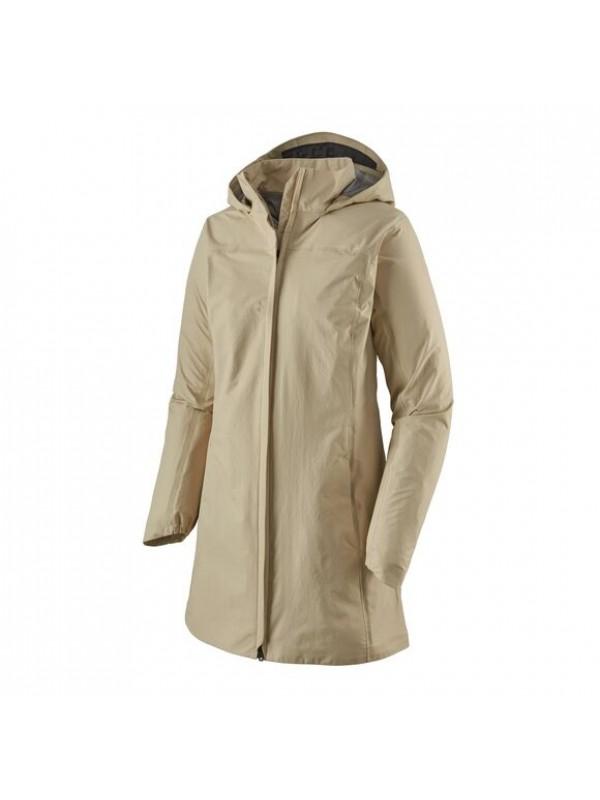 Patagonia Women's Torrentshell 3L Waterproof City Coat : Pumice
