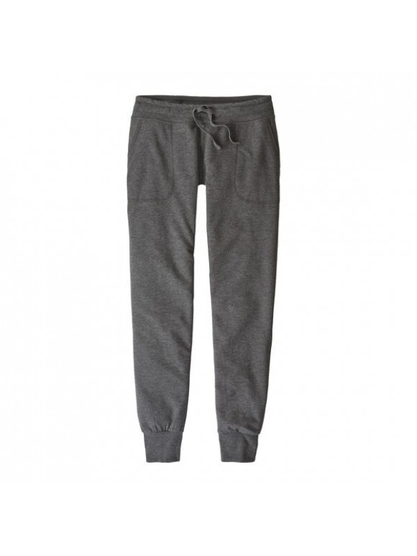 Patagonia Women's Ahnya Fleece Pants : Forge Grey