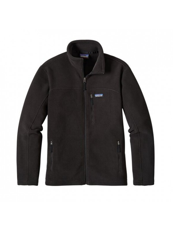 Patagonia Men's Classic Synchilla® Fleece Jacket : Black