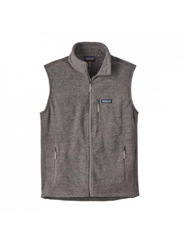 Patagonia Men's Classic Synchilla Fleece Vest : Nickel