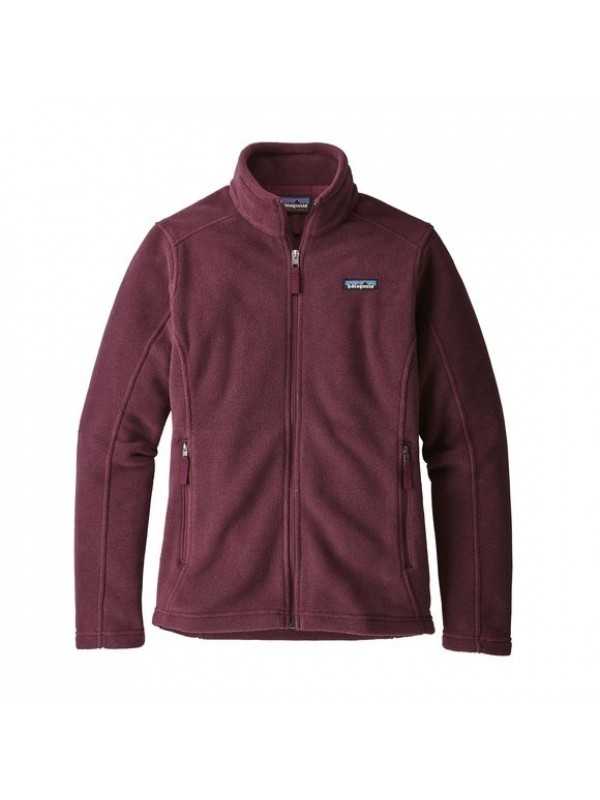 Patagonia Women's Classic Synchilla Fleece Jacket: Dark Current