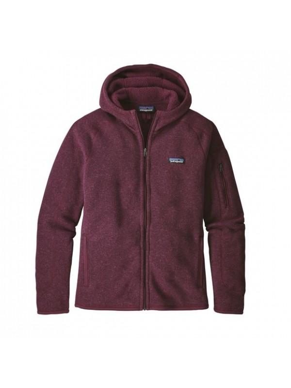 Patagonia Women's Better Sweater™ Full-Zip Hoody Dark Current