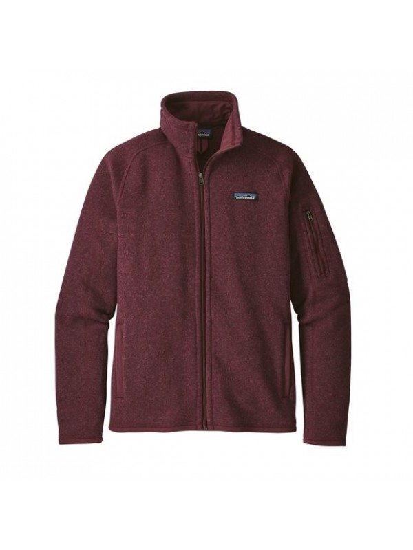 Patagonia Women's Better Sweater Fleece Jacket: Dark Current