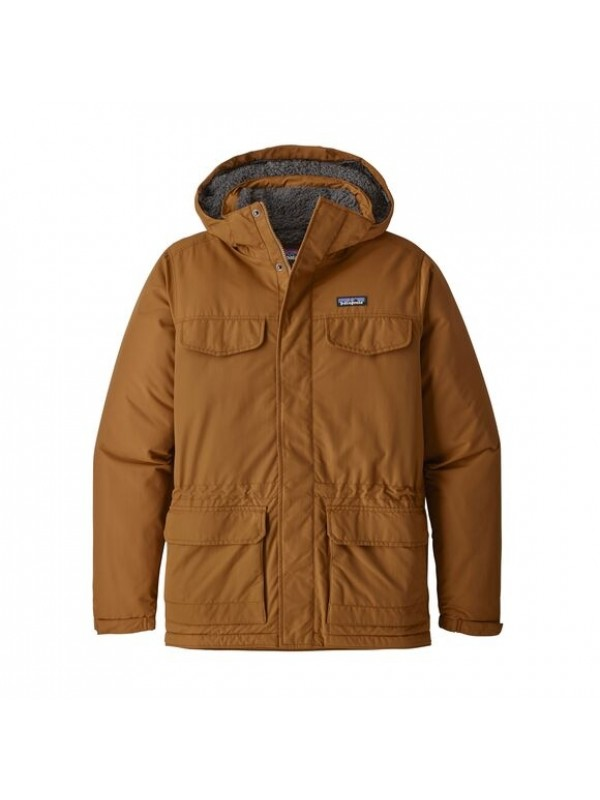 Patagonia Men's Isthmus Parka : Bence Brown