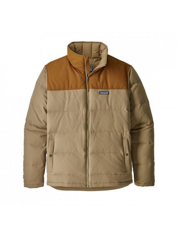 Patagonia Mens  Bivy Down Jacket : Mojave Khaki