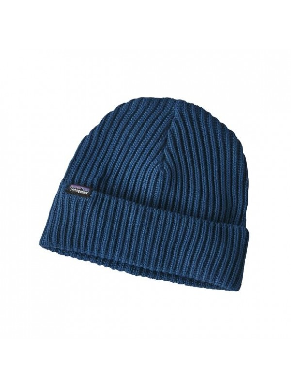 Patagonia Fisherman's Rolled Beanie-Stone Blue (SNBL)