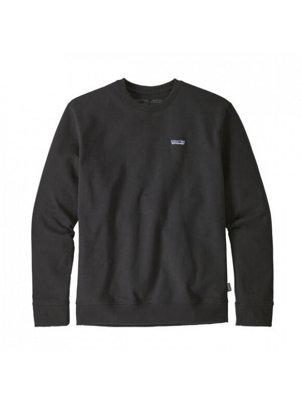 Patagonia  P-6 Label Uprisal Crew Sweatshirt : Black