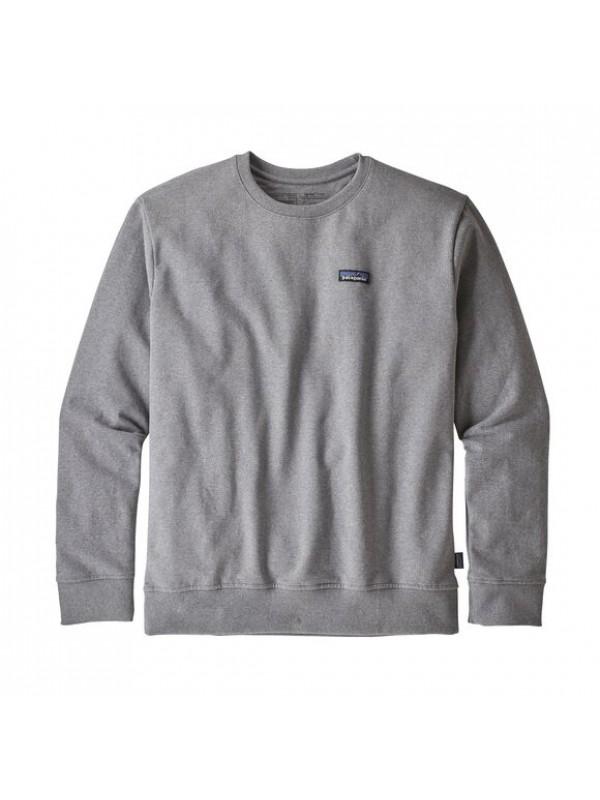 Patagonia  P-6 Label Uprisal Crew Sweatshirt : Gravel Heather