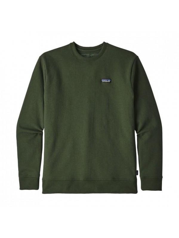 Patagonia Nomad Green P-6 Label Uprisal Crew Sweatshirt