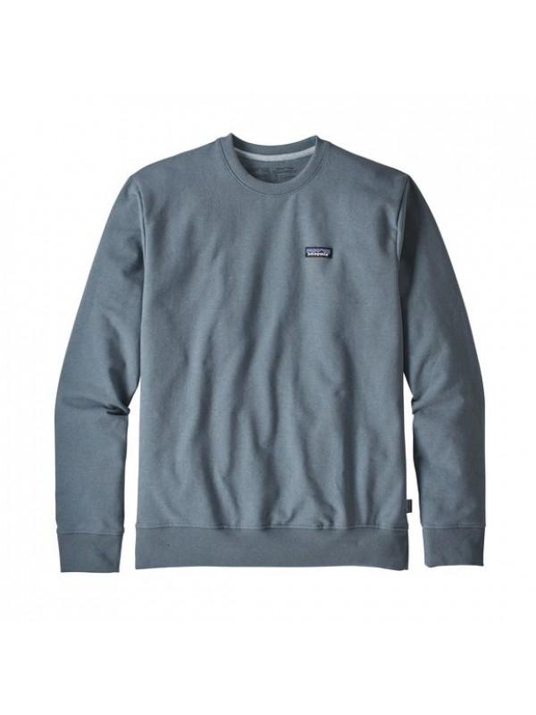 Patagonia Shadow Blue P-6 Label Uprisal Crew Sweatshirt