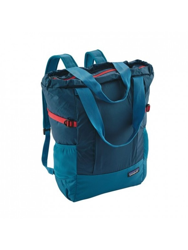 Patagonia Lightweight Travel Tote Pack 22L : Big Sur Blue