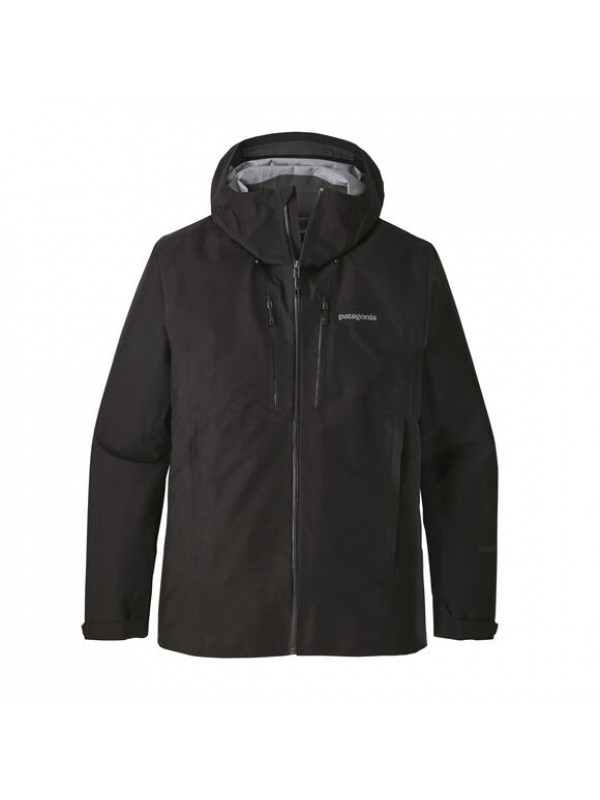Patagonia Men's Triolet Jacket : Black