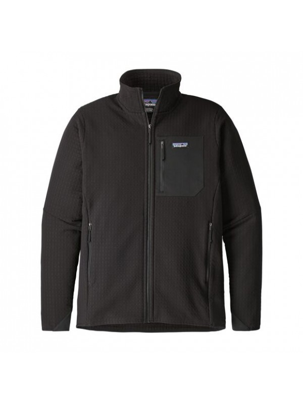 Patagonia Men's R2 TechFace Jacket : Black