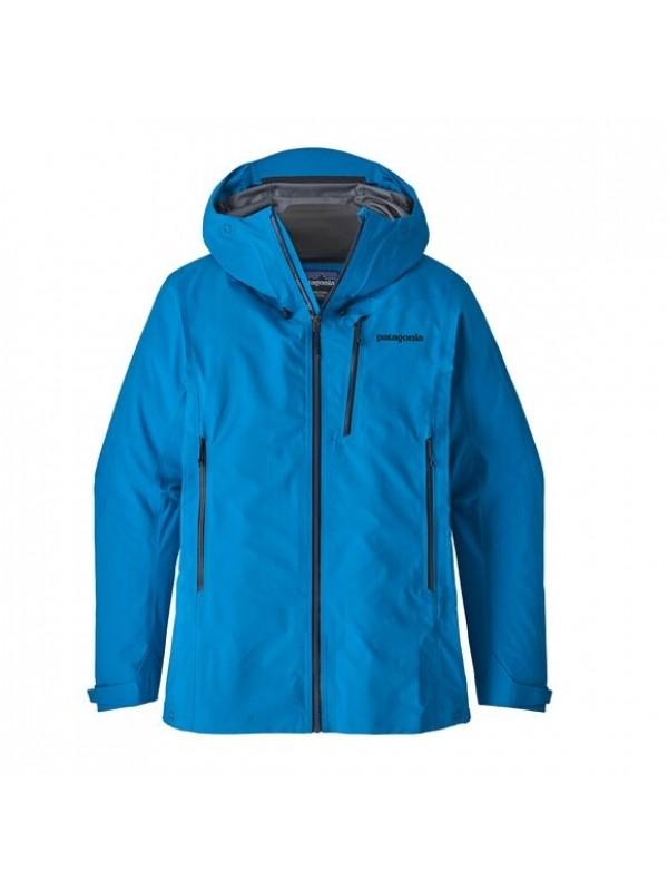 Patagonia Women's GORE-TEX Pluma Jacket : Lapiz Blue