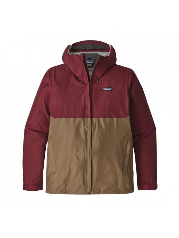 Patagonia Mens Oxide Red Torrentshell Jacket