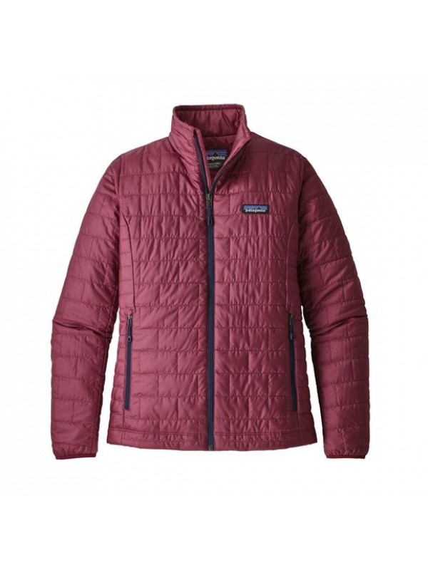 Patagonia Women's Nano Puff® Jacket: Arrow Red