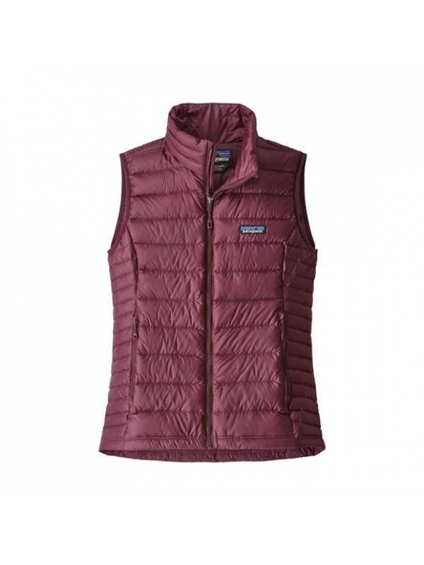 Patagonia Women's Down Sweater Vest: Dark Current