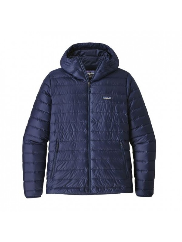 Patagonia Down Sweater Hoody : Classic Navy
