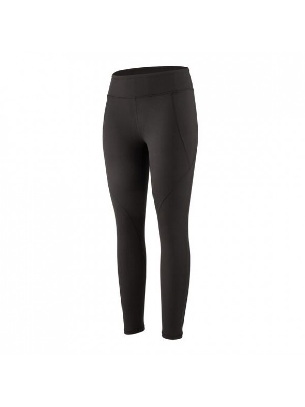 Patagonia Women's Centered Crops : Black