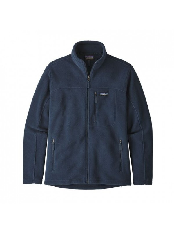 Patagonia Men's  Classic Synchilla Fleece Jacket : New Navy