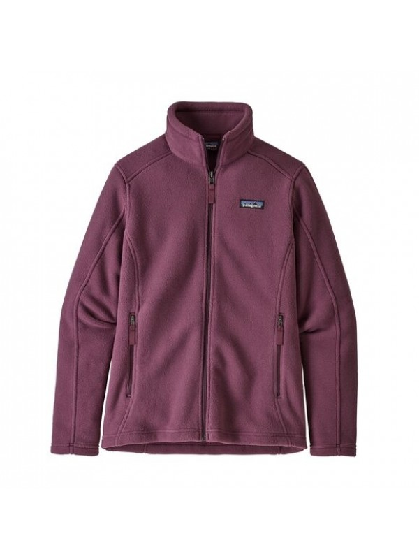 Patagonia Women's Classic Synchilla Fleece Jacket : Light Balsamic
