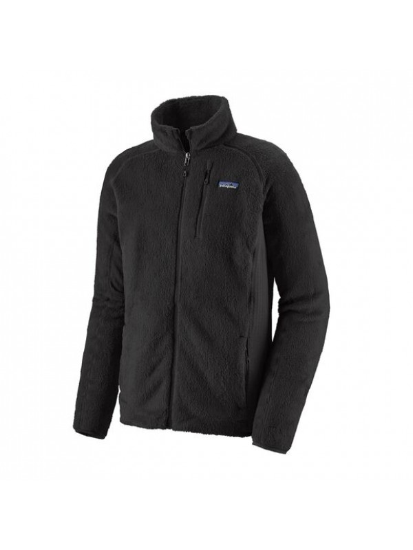 Patagonia Men's R2 Fleece Jacket : Black